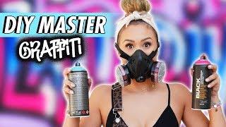 Download DIY MASTER 11: GRAFFITI *my biggest fail yet?* Video