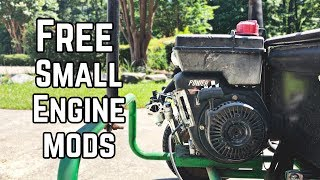 Download FREE Mods to Boost Small Engine Horsepower! Pt. 1 Video