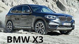 Download 2018 BMW X3 xDrive 30d - 0 - 100 kmh (62 mph) in 5.8 sec. (265 hp) Video
