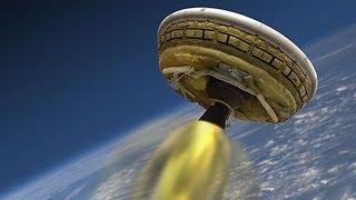 Download NASA prueba el 'platillo volador' para ir a Marte Video