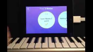 Download How to use ″Simply Piano″ by Joytunes app! Video