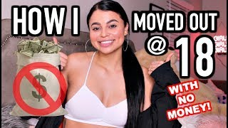 Download HOW I MOVED OUT AT 18 (WITH NO MONEY) Video
