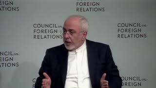 Download Clip: Foreign Minister Mohammad Javad Zarif on Iran's Economy Video