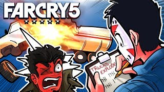 Download Far Cry 5 - The Curse of the Gas Truck! Ep. 6! Video