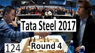 Download Tata Steel 2017 - Round 4 with Carlsen's comments on his game Video