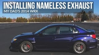 Download 2014 WRX Nameless Cat-Back Exhaust (My Dad's Car) Video