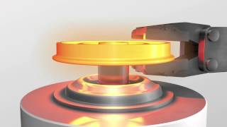 Download How a train wheel is made - Sandvik Coromant Video