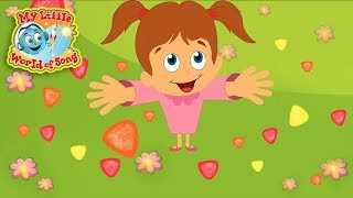 Download All The Little Raindrops   Nursery Rhyme   Sing A Long Video