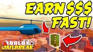 Download Roblox Jailbreak HOW TO GET 1 MILLION DOLLARS FAST!! (Make Money Fast in Jailbreak!) Video