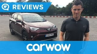 Download Toyota RAV4 2017 SUV review | Mat Watson Reviews Video