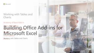 Download Build Office add ins for Microsoft Excel Video
