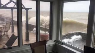 Download Lake Ontario High Water Flooding Video