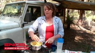 Download Bush Vanilla Slices - a treat you can make when camping! Video