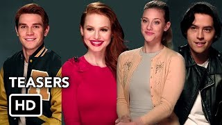 Download Riverdale Season 2 ″Yearbook Photo″ Teasers Compilation (HD) Video