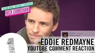 Download Eddie Redmayne - Youtube Comment Reactions Video