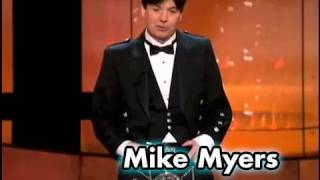 Download Mike Myers Salutes Sean Connery In A Kilt at the AFI Life Achievement Award Video