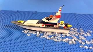 Download LEGO® Super Heroes - Fan Video: ″Exploding Shark″ Video