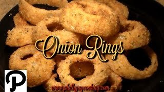 Download How To Make THE BEST Crispy Onion Rings At Home: Delicious Onion Ring Sauce Recipe Video