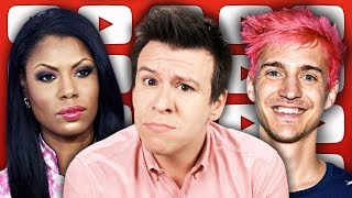 Download Ninja's Female Streamer Controversy, Secret Trump Audio Released, & Stolen Airplane Security Scare Video
