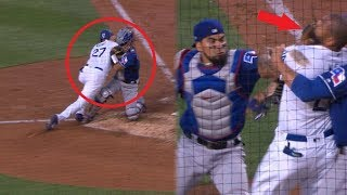 Download MLB Insane Home Plate COLLISIONS ᴴᴰ Video