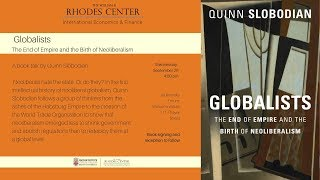 Download Quinn Slobodian – Globalists: The End of Empire and the Birth of Neoliberalism Video