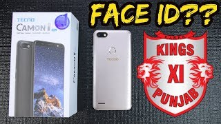 Download Tecno Camon I Sky Unboxing & First Look | IPL King's XI Punjab Edition Video