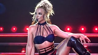 Download Britney Spears - Breathe On Me & Touch Of My Hand (Live From Las Vegas) Video