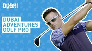 Download Meet me in Dubai : Golf Pro - Visit Dubai Video