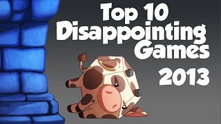 Download Top 10 Disappointing Games Video
