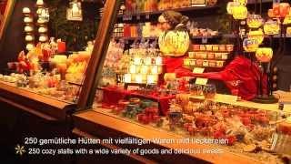Download Leipziger Weihnachtsmarkt - Leipzig Christmas Market Video