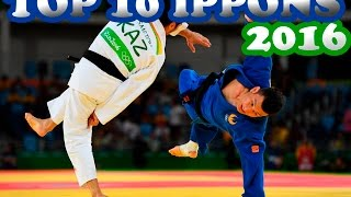 Download TOP 10 IPPONS 2016|THIS JUDO 2016|HIGHLIGHTS Video