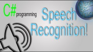 Download C# Programming | Speech Recognition & Text to Speech!!! [Full Tutorial] Video