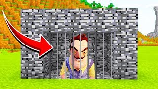 Download Minecraft : WE TRAPPED HELLO NEIGHBOR (Ps3/Xbox360/PS4/XboxOne/PE/MCPE) Video