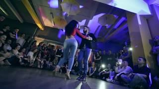 Download LOFToDANCE.pl Daniel y Desiree Bachata Improvisation - April 2015 Video