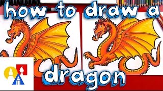 Download How To Draw A Dragon Video