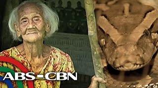 Download UKG: Lolang may kambal na ahas umano, panoorin Video