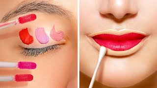 Download 45 AMAZING MAKEUP HACKS YOU SHOULD KNOW Video