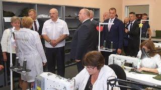 Download Лукашенко упрекает чиновников в попытке обойтись малой кровью при выполнении его поручений Video