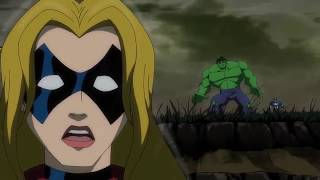 Download Ms. Marvel learns the Skrull's true identities Video