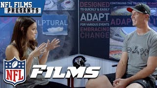 Download Katie Nolan & Matt Ryan Talk Football, Family & Tom Brady's Post SB 51 Text | NFL Films Presents Video
