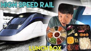 Download Korean LUNCH BOX on High Speed Train & Busan Food Adventure Video