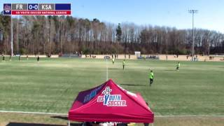 Download 2016 National League - Boys - U18 - Fullerton Rangers vs KSA 99 - Field 4 - Day 2 - 2pm Video