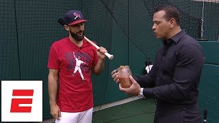 Download [FULL] Matt Carpenter talks to Alex Rodriguez about his season with the Cardinals | ESPN Video