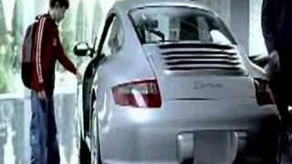 Download Porsche commercial Video