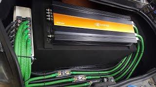 Download Dodge Challenger ZV5 12″s on 5000 watts Car Audio Video