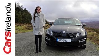 Download Skoda Octavia RS 245 Review | CarsIreland.ie Video