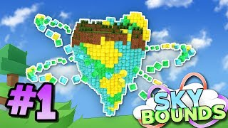 Download MY NEW ISLAND - Skybounds Minecraft Skyblock #1 Video