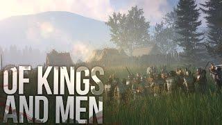Download Of kings and Men - 100 vs 100 БИТВЫ ОНЛАЙН!!!! Первый взгляд Video
