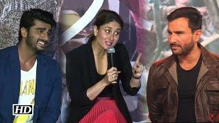 Download Saif will divorce me for Kissing Arjun Kapoor: Kareena Video