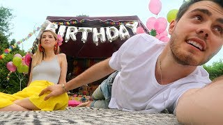 Download POPPYS SURPRISE BIRTHDAY PICNIC PARTY Video